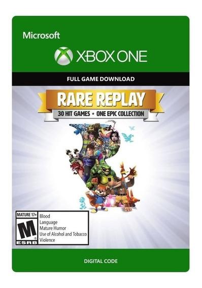 Rare Replay Xbox One - Codigo 25 Digitos