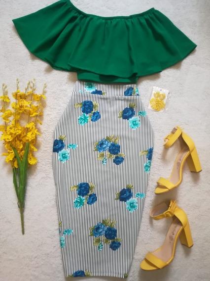 Pack De 4 Faldas Y 4 Blusas