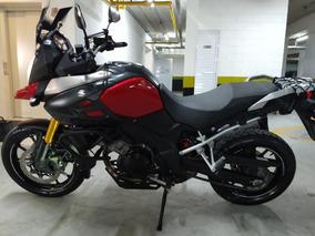 Suzuki Dl Vstrom 1000 Abs Impecável