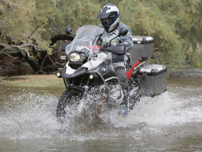 Bmw R1200gs Adventure Ohlins De Gas Factura Agencia Preciosa