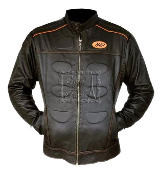 Jaqueta Masculina Couro Natural Harley Davidson