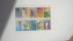 Cartões De Telefone Coleção