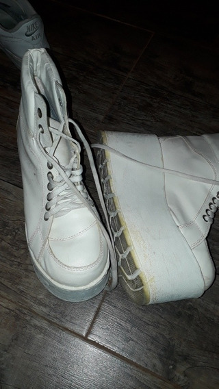 Zapatillas Con Plataforma