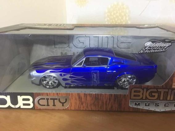 1967 Shelby Gt 500 Mustang Customizado Dub City