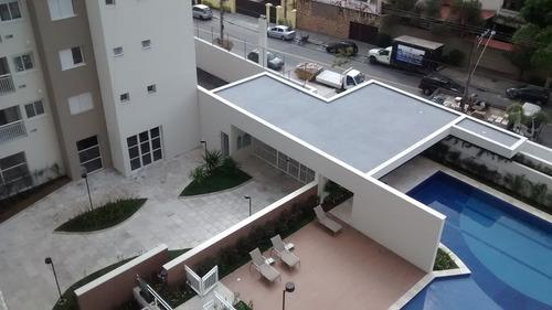Imagem 1 de 7 de Apartamento 86m 3 Dorms 1 Suite 2v São Caetano Do Sul
