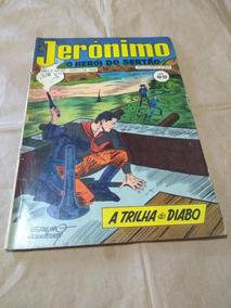 Jerônimo O Herói Do Sertão Nº 23 - Ano 1959 - Rio Gráfica