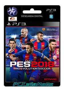 Ps3 Juego Pro Evolution Soccer 2018 Pcx3gamers