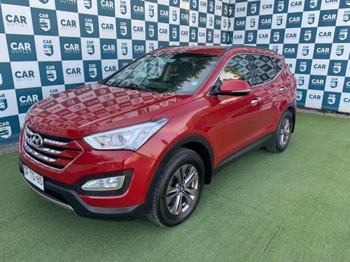Hyundai Santa Fe 2.4 Gls Dm Mt
