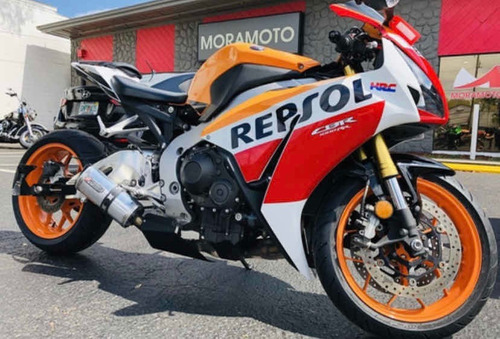 Imagen 1 de 1 de 2015 Honda Cbr1000 Repsol