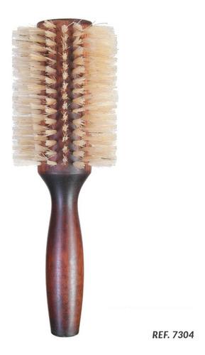 Cepillo Para El Cabello Cerda Natural De Jabalí 35mm Blomer