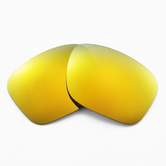 Lentes P Oakley Enduro 24k Polarizada Super Proteção Solar