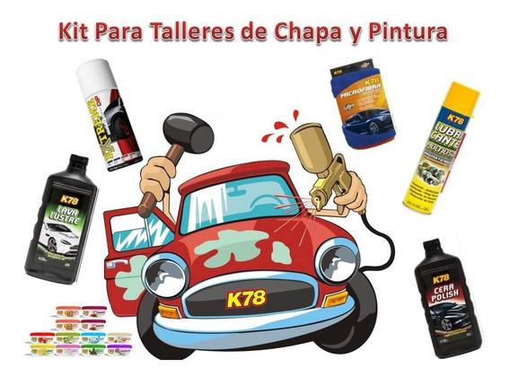 Kit Para Talleres De Chapa Y Pintura K78 / G D Córdoba