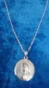 358e5135f032 Medalla En Plata De La Virgen Del Carmen en Estado De México en ...