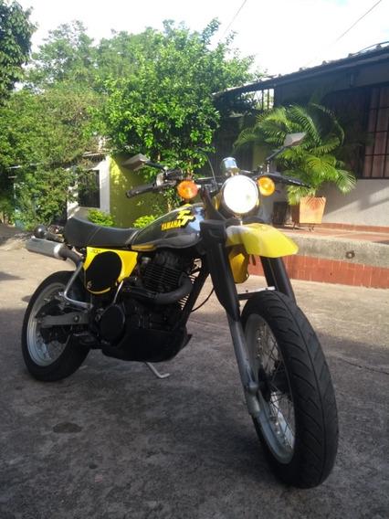 Yamaha Tt 500 Mod. 78