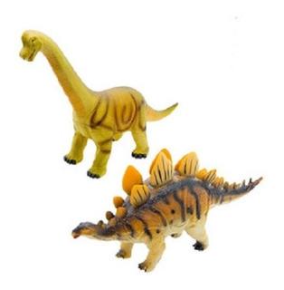 Dinosaurio De Goma Tamaño Grande Cresko