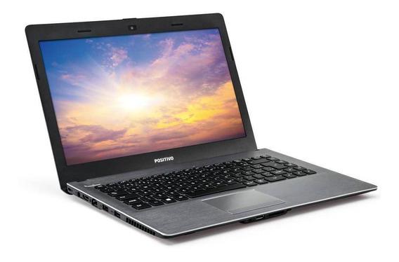 Notebook Positivo Stilo Xri3005 Celeron 2gb 500gb 14 Linux