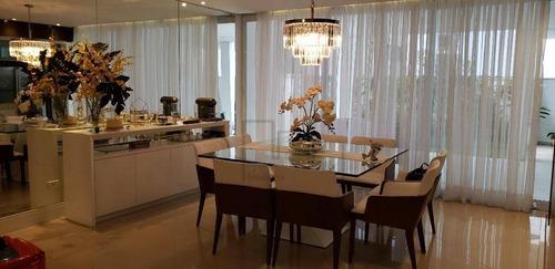 Casa Com 3 Dormitórios À Venda, 277 M² Por R$ 1.390.000,00 - Condomínio Mont Blanc - Sorocaba/sp - Ca2164