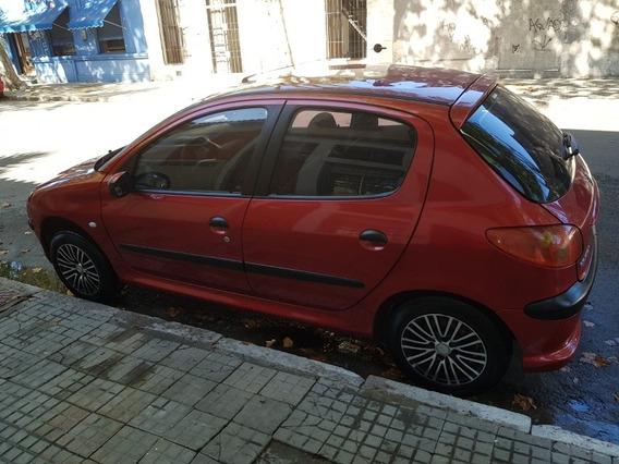 Peugeot 206 1.6 Premium 2006