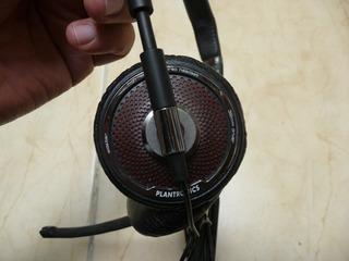 Audifonos Plantronics Blackwire C420