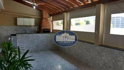 Imagem 1 de 30 de Casa Residencial À Venda, Vila Aeronáutica, Araçatuba. - Ca1012