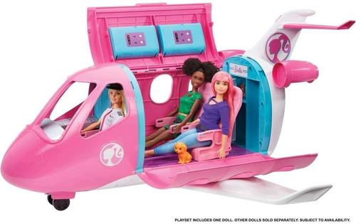 Barbie Jet De Lujo Avión Glamour Vacaciones Oferta Envio Ya