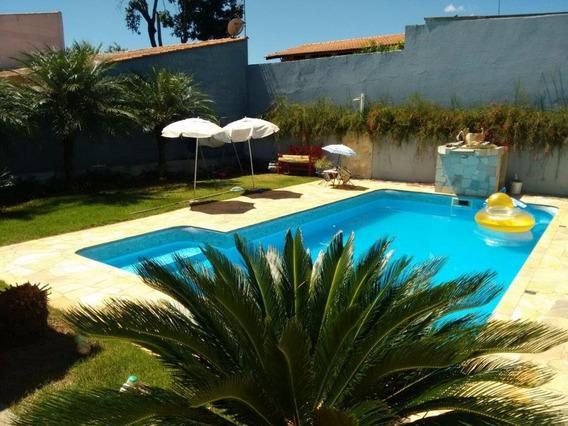 Casa Residencial À Venda, Jardim Dos Pinheiros, Atibaia. - Ca0052