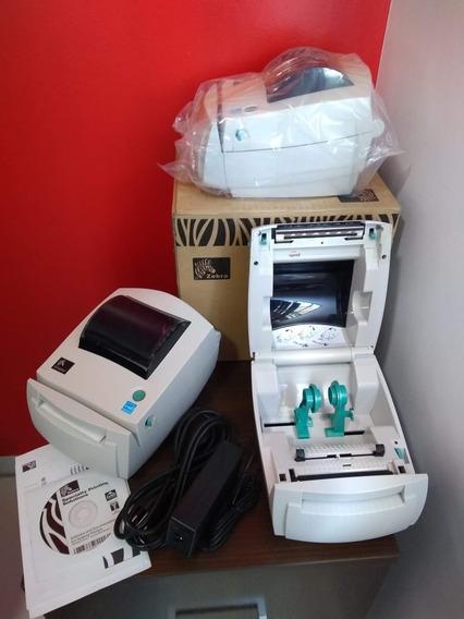 Impressora De Etiquetas Zebra Gc 420 D