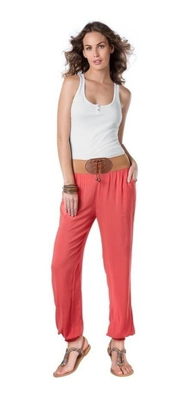 Padrisimo Pantalon De Playa Marca Holly Land Talla Xs