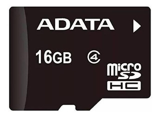 Tarjeta de memoria Adata AUSDH16GCL4-RA1 16GB