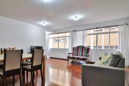 Imagem 1 de 15 de Apartamento À Venda Na Rua Bela Cintra, Próximo Ao Metrô Consolação - Ap31030
