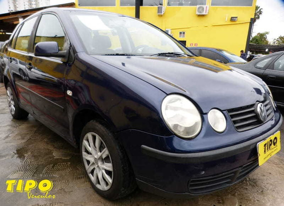 Volkswagen Polo 1.6 4p 2003