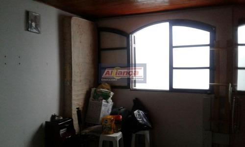Sobrado Residencial À Venda, Jardim Alvorada, Guarulhos. So0474 - Ai2205
