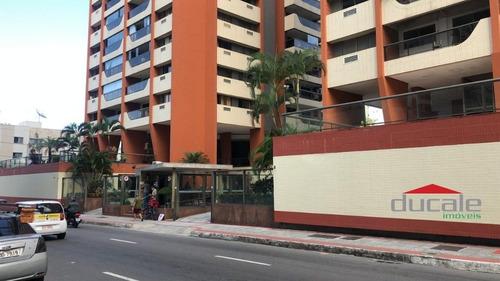 Apartamento Para Venda 4 Quarto(s) 1 Suite Em Itapuã Vila Velha - Código: Ap2354