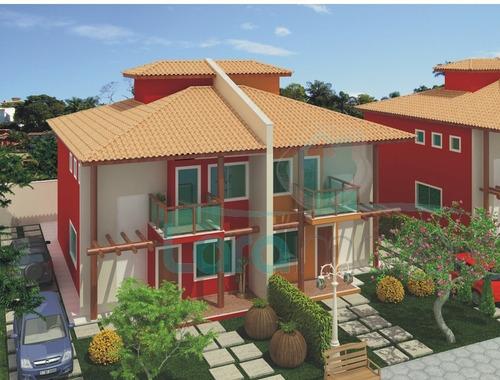 Casa De Condominio Em Granja Dos Cavaleiros - Macaé, Rj - 552