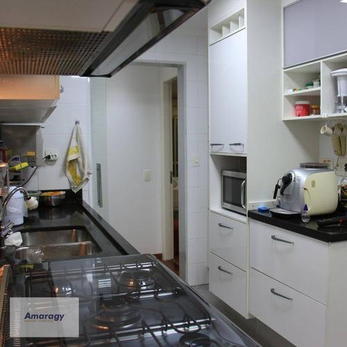 Apartamento Alto Padrão Em Santana - 4 Quartos, 3 Vagas - Ap0001
