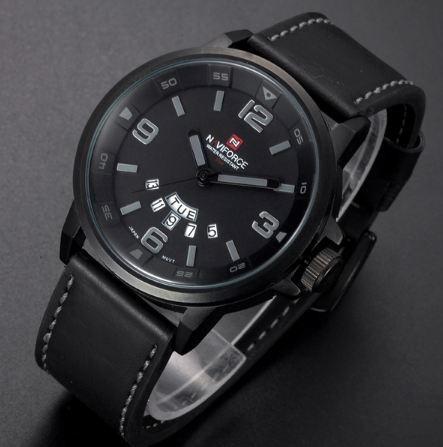Relógio Naviforce S/ Caixa Masculino Militar-frete Grátis