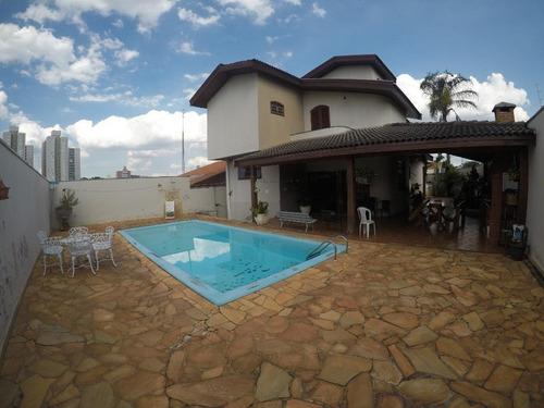 Casa À Venda, 250 M² Por R$ 850.000,00 - Vila Nossa Senhora De Fátima - Americana/sp - Ca0617