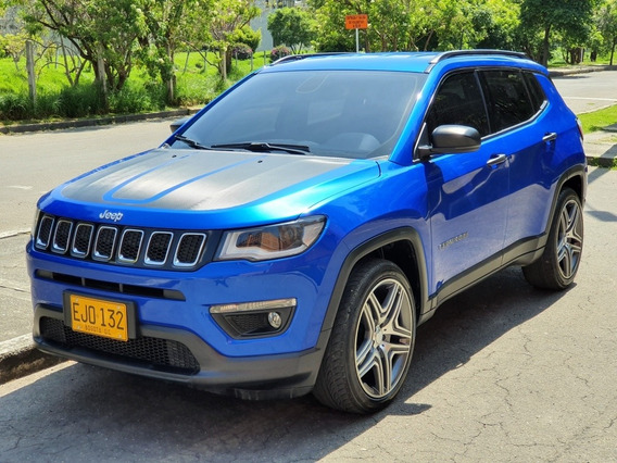 Jeep Compass Compass Sport 2.4 Mt