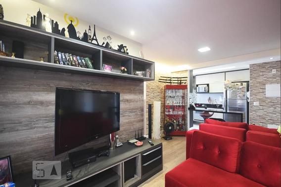 Apartamento Para Alugar Com 3 Dorms, 82m²