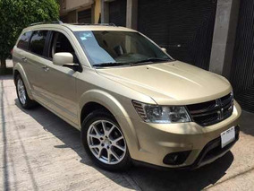 Dodge Journey 3.5 R/t 7 Pasj Piel Aa R-19 At Qc