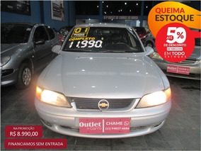 Chevrolet Vectra 2.2 Mpfi Cd 16v Gasolina 4p Manual