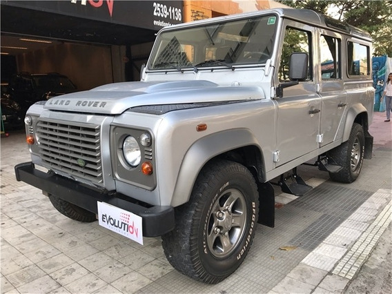 Land Rover Defender 2.4 110 Sw 4x4 Turbo Diesel 4p Manual