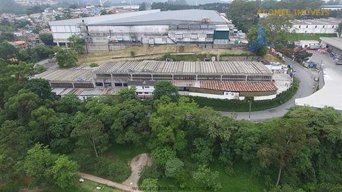 Imagem 1 de 25 de Galpões Para Alugar  Em Osasco/sp - Alugue O Seu Galpões Aqui! - 1357507