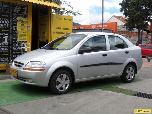 Imagen 1 de 15 de Chevrolet Aveo Family 1.5 Mt