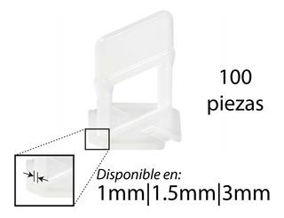 Clip O Corbata Niveladores Porcelanico Losetas Porcelanato