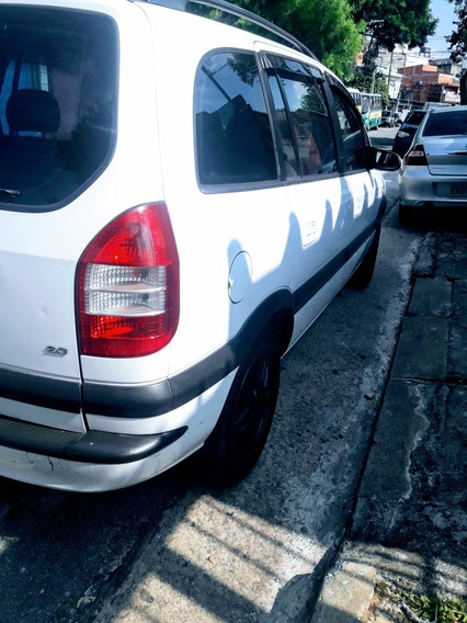 Chevrolet Zafira 2.0 8v Cd 5p 2004