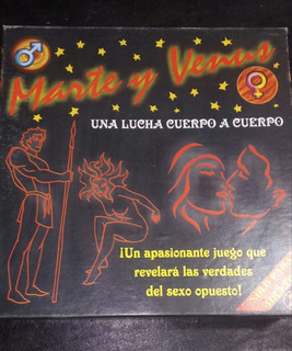 Juego De Mesa Marte Y Venus