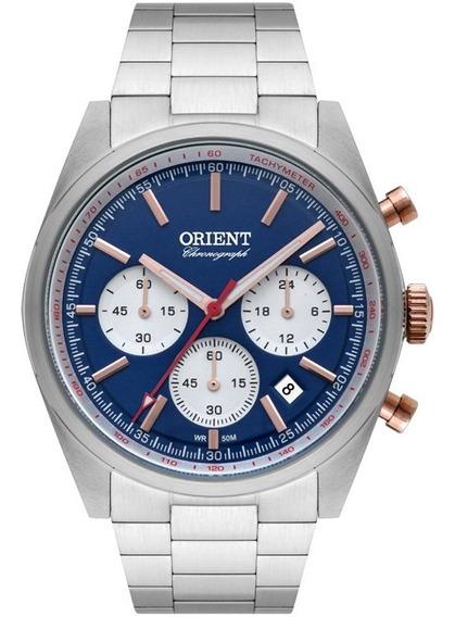Relógio Orient Masculino Cronógrafo Mtssc016 D1sx