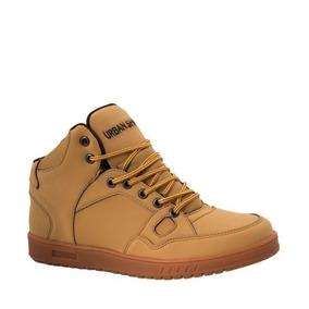 Tenis Casual Bota Urban Shoes 8104 A Af0600