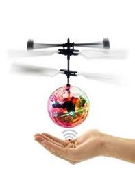 Kit 02 Bolinha Voadora Flying Ball Fly Ball Mini Drone